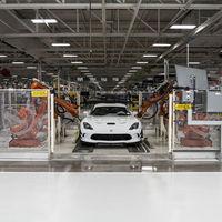 Llegó el fin: la fábrica del Dodge Viper cerrará definitivamente sus puertas el 31 de agosto