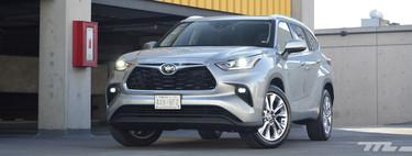 Toyota Highlander 2020, a prueba: un SUV de tres filas, tan amplio como seguro