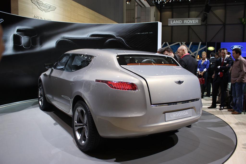 Foto de Aston Martin, el retorno del Lagonda  (2/9)