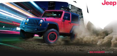 Jeep prepara sorpresas para el fin de semana
