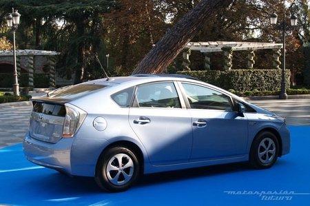Toyota Prius Plug-in en Madrid 02