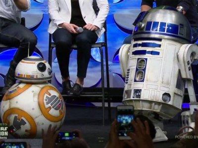 BB-8, el nuevo droide de 'Star Wars: The Force Awakens', es real: ¿cómo funciona?