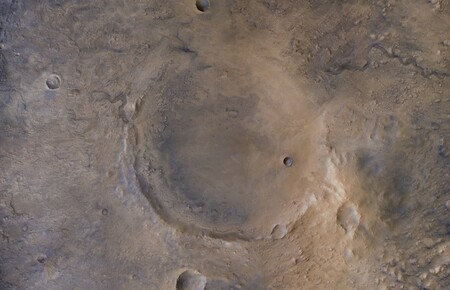 Las imágenes de Perseverance lo confirman: se encuentra en mitad de lo que (millones de años atrás) era un lago en Marte