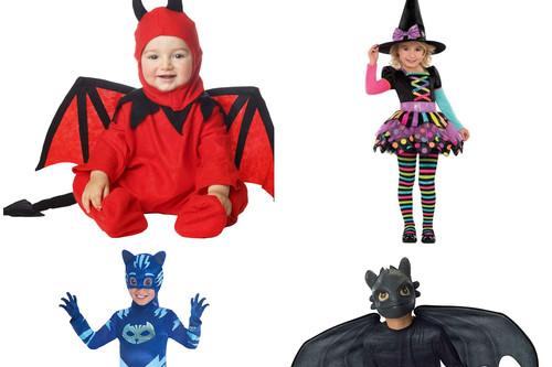 Los 14 disfraces de Halloween para niños más vendidos en Amazon