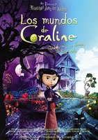 'Los mundos de Coraline', tráiler y cartel españoles