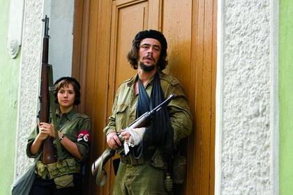 Benicio del Toro como Che Guevara