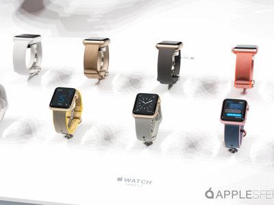 Apple deja de incluir las correas metálicas y de piel en los Apple Watch: ¿por qué Apple quiere que las compres por separado?