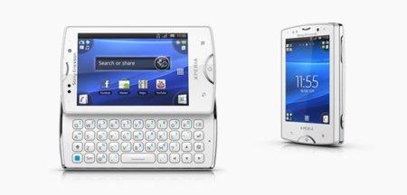 Sony Ericsson refresca su gama media con los nuevos Sony Ericsson Xperia Mini y Xperia Mini Pro