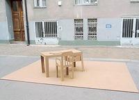 Muebles pop-up, una habitación completa en un abrir y cerrar de ojos