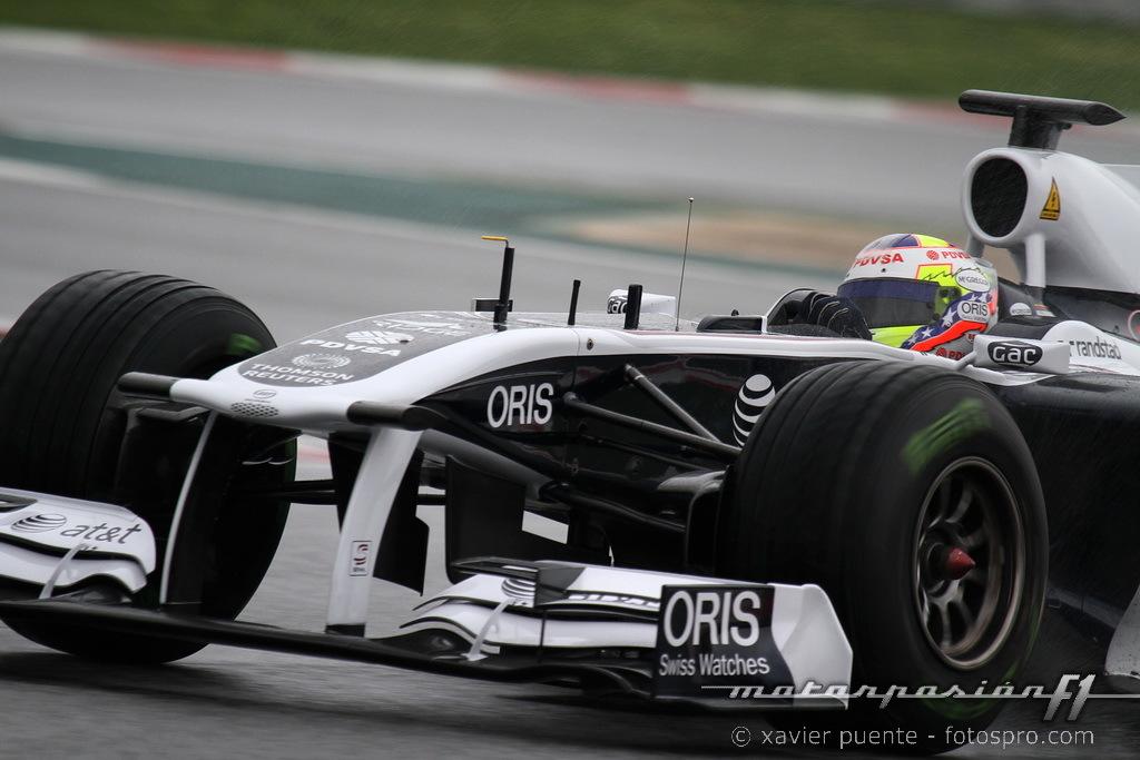 Foto de Entrenamientos Pretemporada 2011 - Circuit de Catalunya (II) - Sábado (2/30)