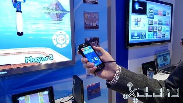 CES 2010, aplicaciones en la televisión