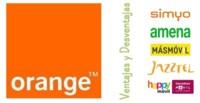 Ventajas y desventajas de Orange y OMVs bajo su cobertura