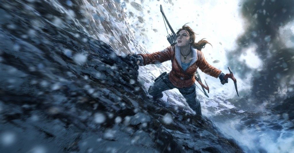 Rise Of The Tomb Raider 20 Year Cabecera