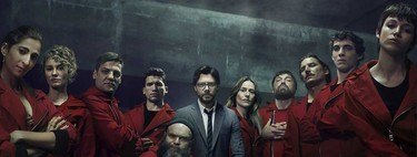 'La casa de papel: Parte 3', un regreso adictivo que lleva a Netflix lo mejor de la serie