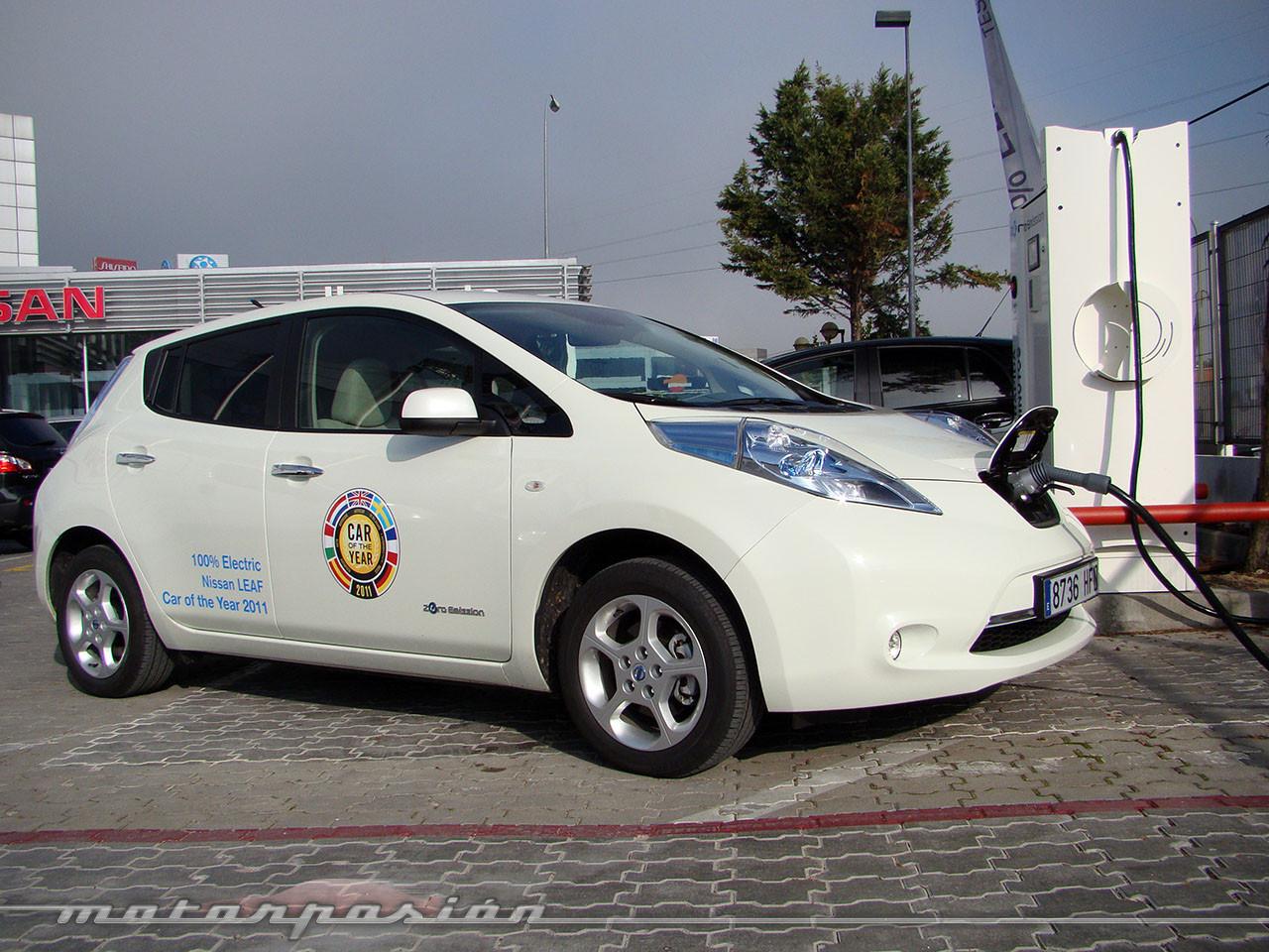 Foto de Nissan Leaf, prueba (21/27)