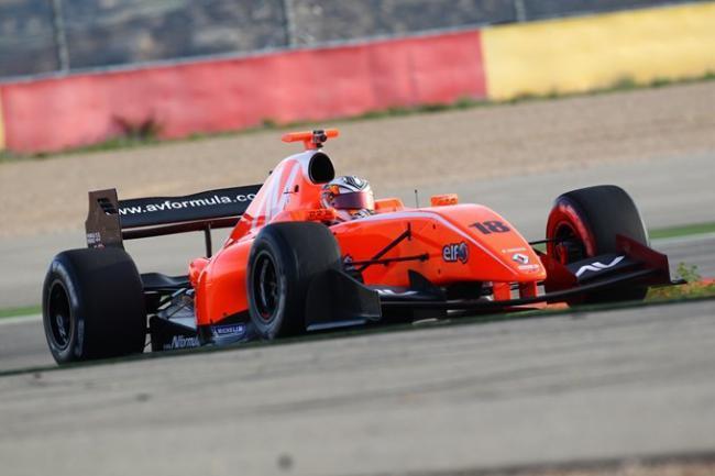 AV Fórmula Motorland