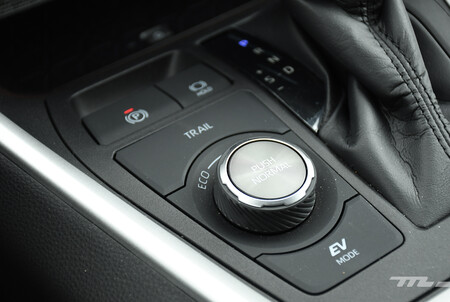 Toyota Rav4 Hybrid 2021 Opiniones Prueba Mexico 14