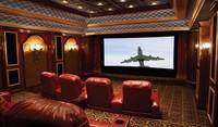 Stewart quiere que utilices estas impresionantes  pantallas curvas con tu proyector