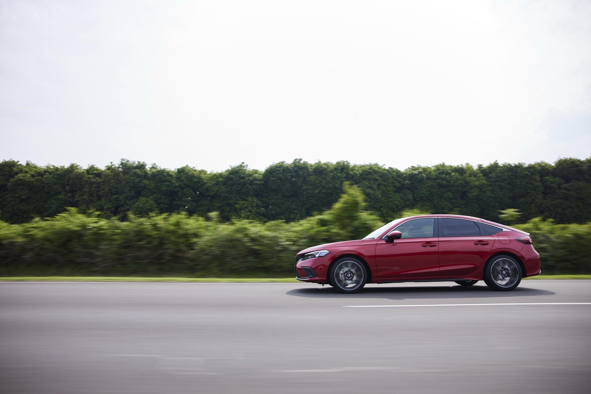 Foto de Honda Civic Hatchback 2022 (16/18)