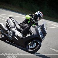 SYM pone en promoción su SYM Maxsym 600i ABS