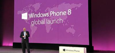 El 2012 de Windows Phone: nueva versión, 75 mil nuevas aplicaciones y 191 países