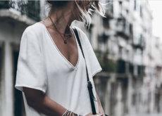 Los 9 vestidos blancos de la temporada