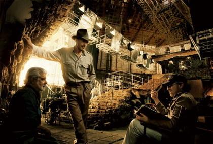 Más fotos de 'Indiana Jones and the Kingdom of the Crystal Skull'
