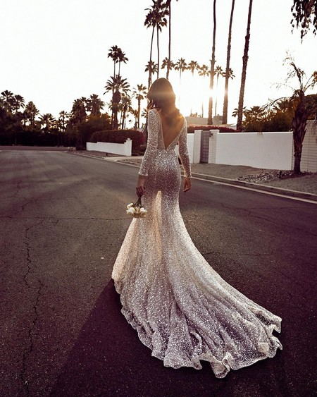 17 vestidos de novia de invierno para hacer el gran día de tu boda perfecto