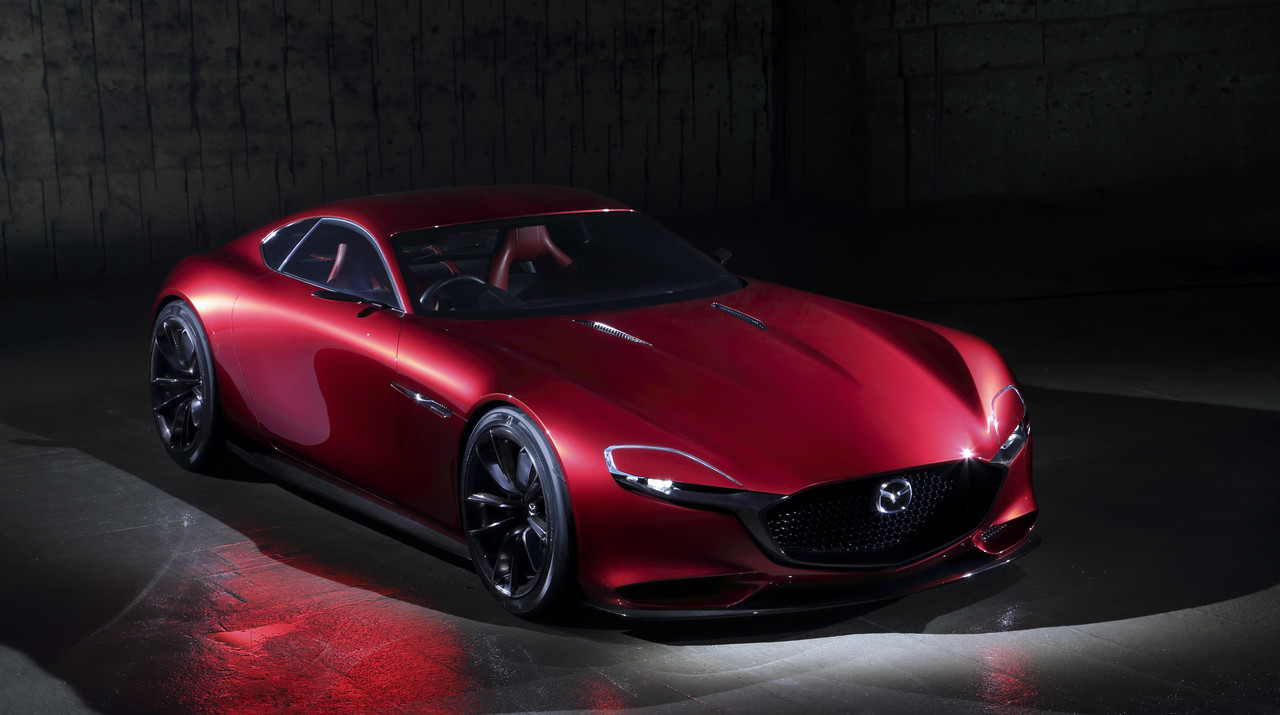 Foto de Concept Mazda RX Vision Tokyo 2015 (7/19)