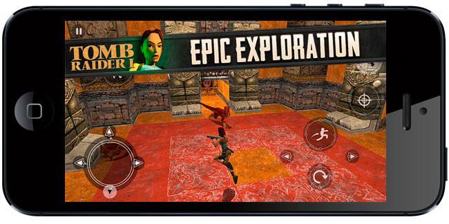 Tomb Raider, el clásico regresa y lo hace para iOS