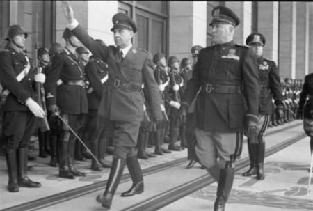 Pavelic Y Mussolini