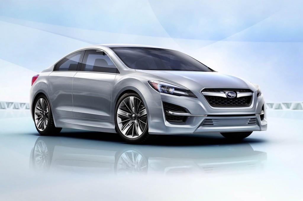 Foto de Subaru Impreza Concept  (8/12)