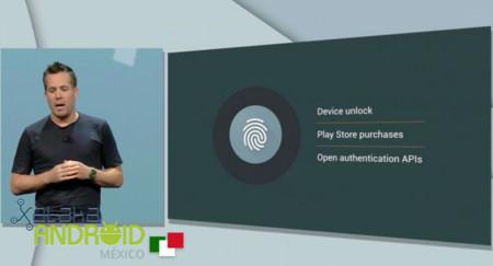 Novedades de Android M: soporte para autenticación por huella dactilar
