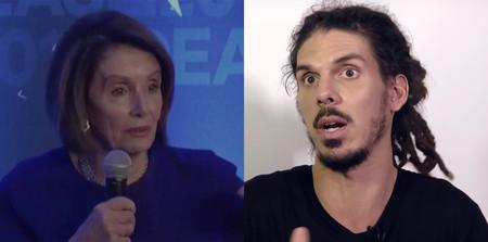 Lo último en manipulación política: vídeos ralentizados para hacer parecer fumados a Pelosi o a Rodríguez