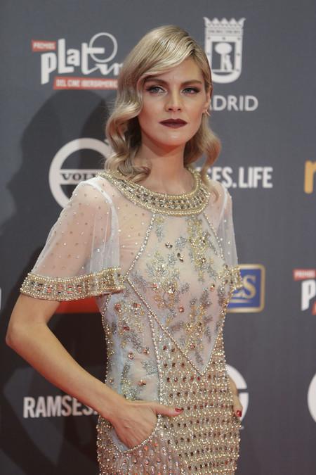 Las mejor vestidas de los Premios Platino del Cine Iberoamericano 2017