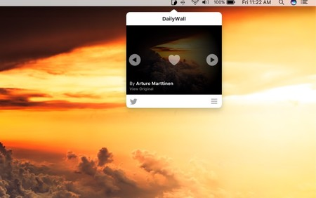 """DailyWall: """"empieza un nuevo día con un nuevo wallpaper"""" y sincronizado entre macOS, iOS y iPad OS"""