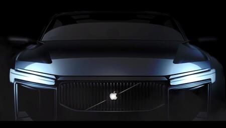 Apple no pierde de vista el coche eléctrico: patenta un punto de carga con mecanismo longitudinal y hasta magnético