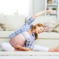 Los beneficios de mantenerte activa durante el embarazo