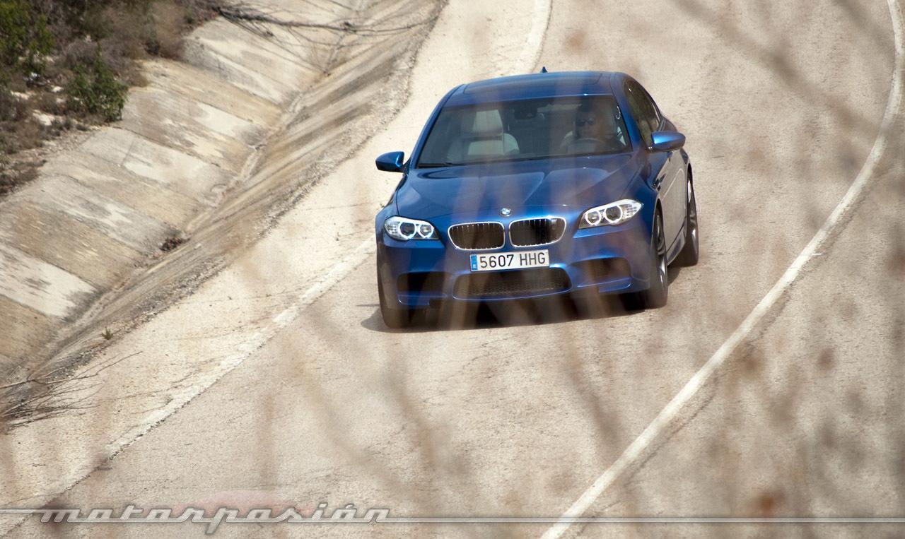 Foto de BMW M5 (Prueba) (3/136)