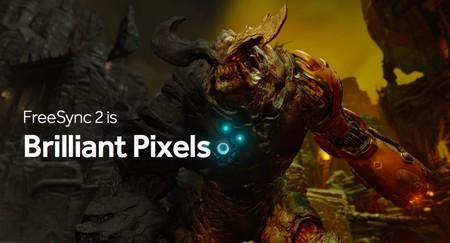 AMD muestra en una nueva demo las posibilidades de su tecnología FreeSync 2 HDR