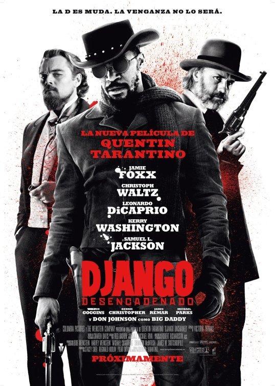 Foto de 'Django desencadenado', los carteles (9/9)