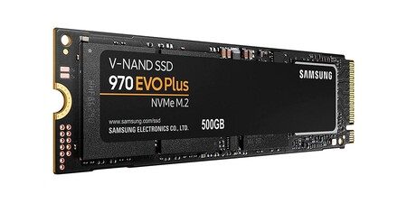 Samsung Mz V7s500bw 970 Evo Plus