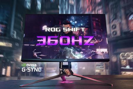 Resultado de imagen para ROG Swift 360Hz