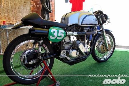 Norton motos Dakar