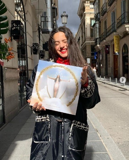 9 hitos que demuestran que Rosalía ha conquistado el mundo en 2018