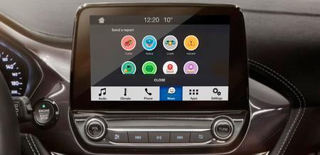 Ford y Waze, integración completa con Sync 3