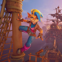 Crash Bandicoot 4: It's About Time revela a una renovada Tawna como personaje jugable con un completo gameplay de 15 minutos