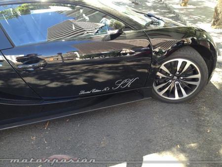 Bugatti Veyron Roberto Carlos