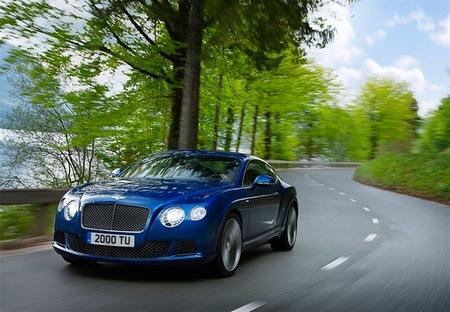 Bentley GT Speed Coupé: el más rápido de la historia (para la firma)