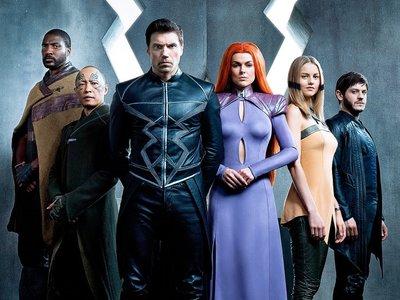Primera imagen de 'The Inhumans': Marvel presenta a su nuevo grupo de superhéroes